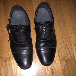 Calvin Klein leather dress shoes men 8.5